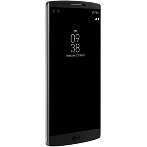 LG V10 H960A 32GB Smartphone (Unlocked, Black)