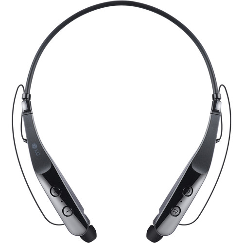 LG Tone Triumph Bluetooth Wireless Stereo Headset (Black)