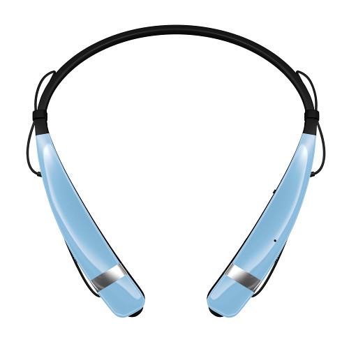 LG HBS-760 TONE PRO Bluetooth Wireless Stereo Headset (Blue)