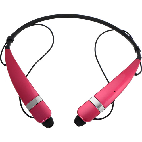 LG HBS-760 TONE PRO Bluetooth Wireless Stereo Headset (Pink)
