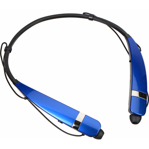 LG HBS-760 TONE PRO Bluetooth Wireless Stereo Headset (Dark Blue)