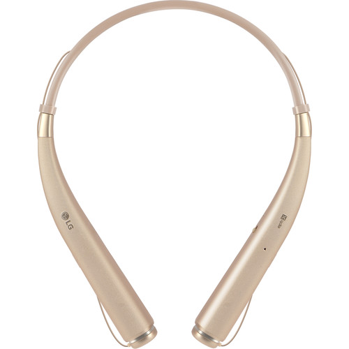 LG HBS-780 TONE PRO Bluetooth Wireless Stereo Headset (Gold)