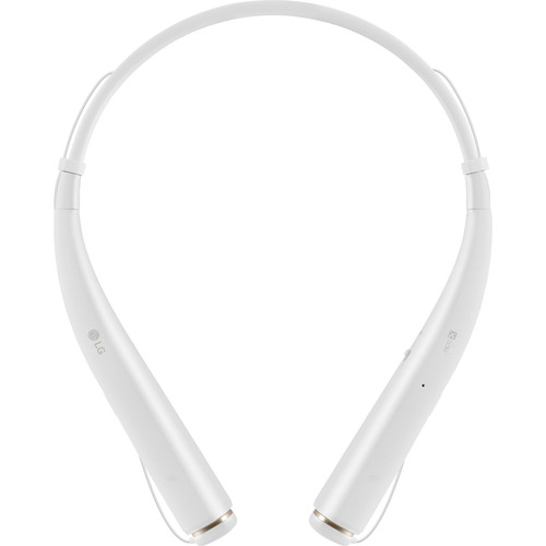 LG HBS-780 TONE PRO Bluetooth Wireless Stereo Headset (White)
