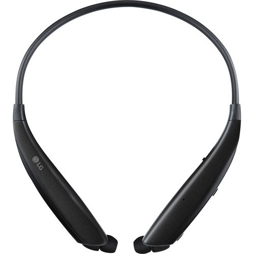LG HBS-830 TONE Ultra Alpha Wireless In-Ear Headphones (Black)