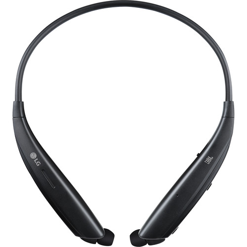LG HBS-835S TONE Ultra SE Wireless In-Ear Headphones (Black)