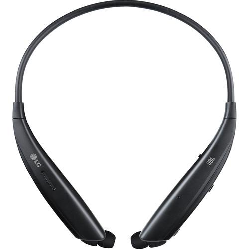 LG HBS-835S TONE Ultra SE Wireless In-Ear Headphones (Black)
