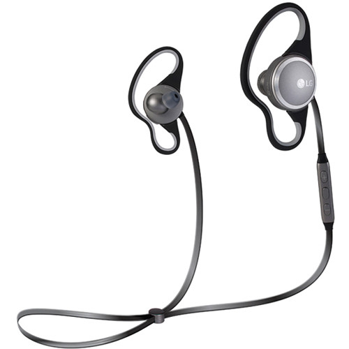 LG HBS-S80 FORCE Bluetooth Wireless Headset (Black)
