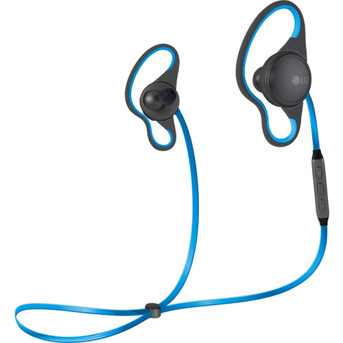 LG HBS-S80 FORCE Bluetooth Wireless Headset (Blue)
