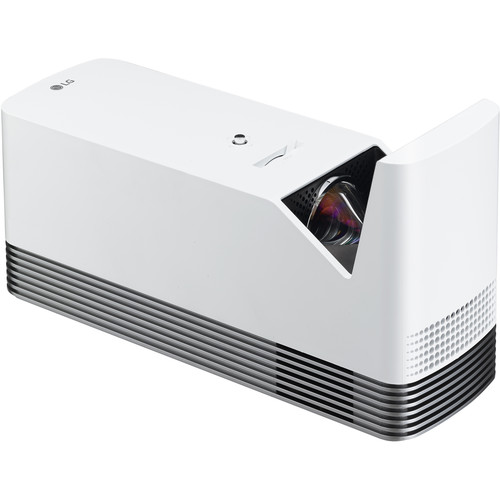 LG HF85LA XPR Full HD Laser DLP Home Theater Short-Throw Projector