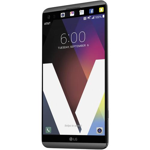 LG V20 H910 64GB AT&T Branded Smartphone (Unlocked, Titan)