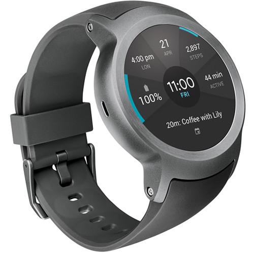 LG Watch Sport W280A (AT&T, Titan)
