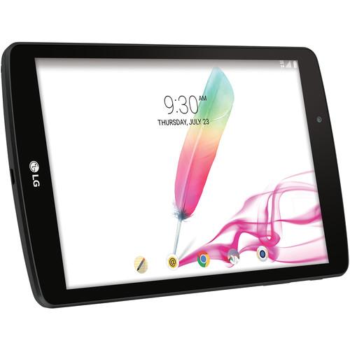 """LG 8"""" G Pad F (2nd Gen) 16GB Tablet (Wi-Fi/4G LTE)"""