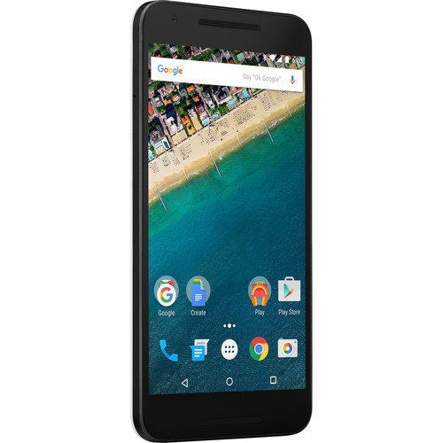 LG Google Nexus 5X 32GB Smartphone (Unlocked, White)