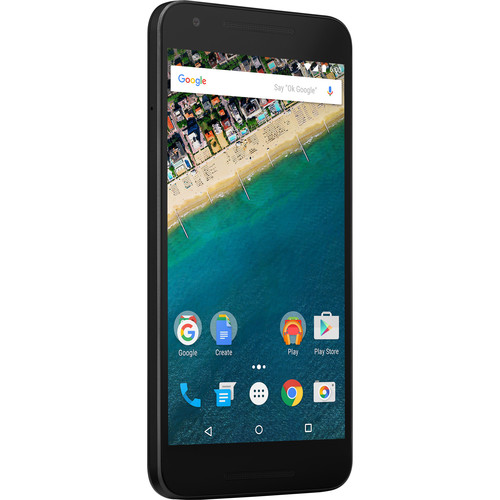 LG Google Nexus 5X 16GB Smartphone (Unlocked, Black)