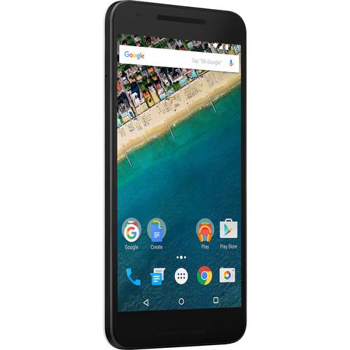 LG Google Nexus 5X 16GB Smartphone (Unlocked, White)