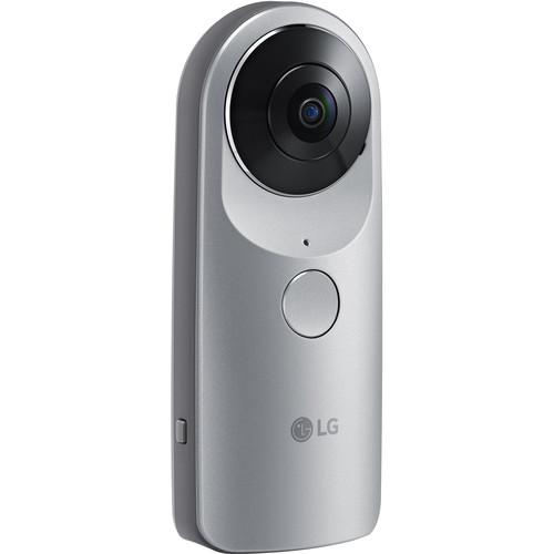 LG 360 CAM Spherical Camera