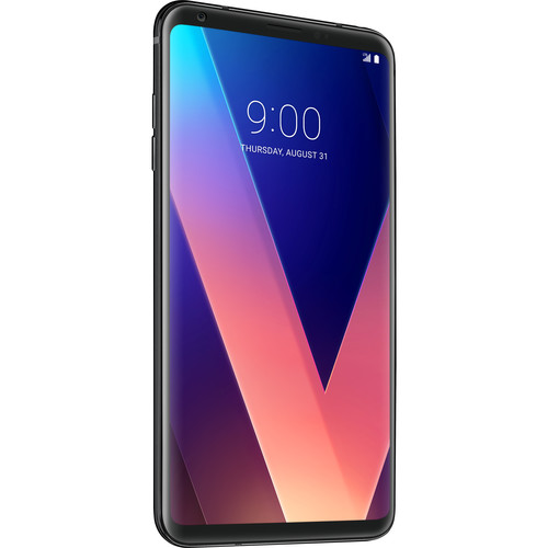 Lg V30+ Us998 U 128 Gb Smartphone (Aurora Black) by No Brand