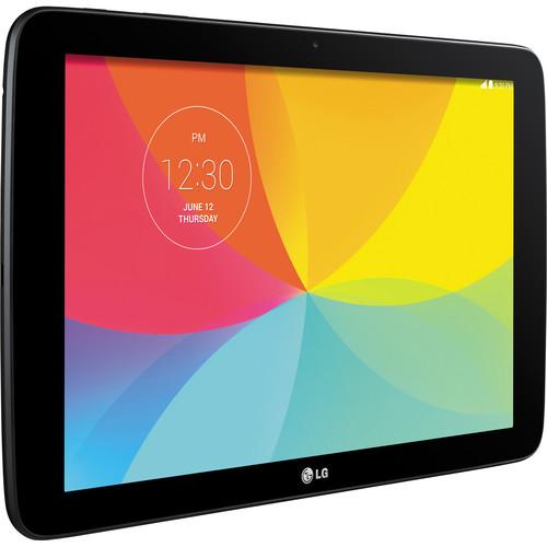 """LG 16GB G Pad 10.1"""" Wi-Fi Tablet (Black)"""