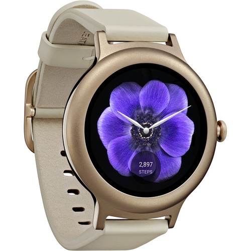 LG Watch Style Smartwatch (Rose Gold)