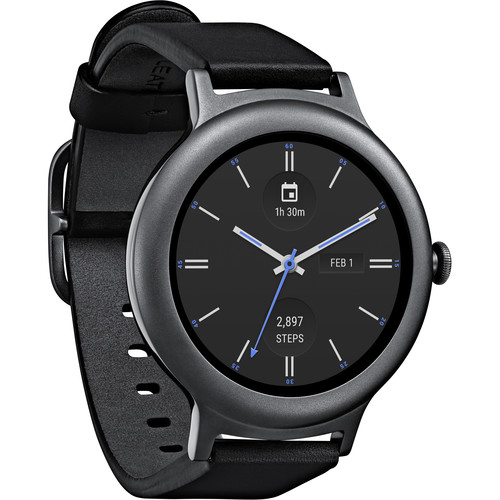 LG Watch Style Smartwatch (Titanium)