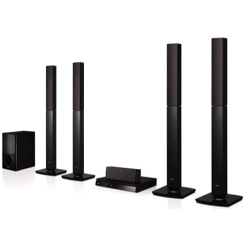 LG LHD657 5.1-Channel Region-Free DVD Home Theater System