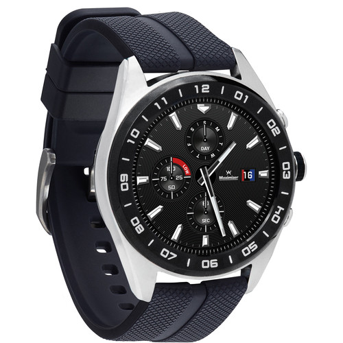 LG W7 44.5mm Stainless Steel Smartwatch