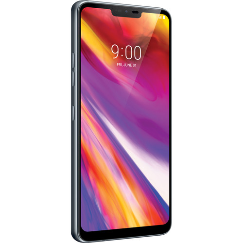 LG G7 ThinQ 64GB Smartphone (Unlocked, Platinum)