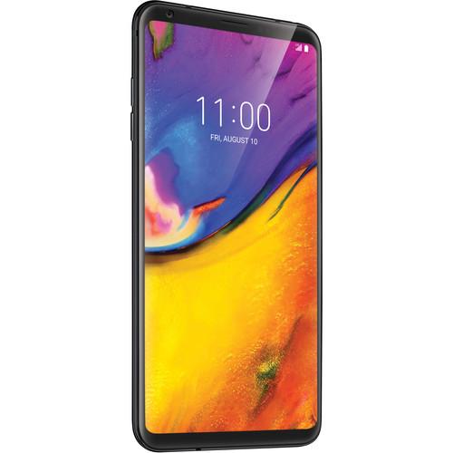 LG V35 ThinQ 64GB Smartphone (Unlocked, Black)