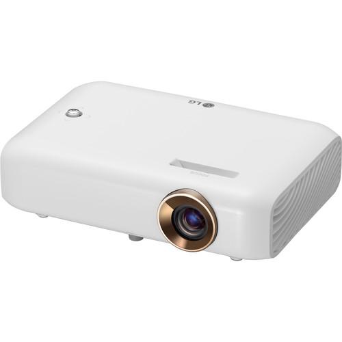 LG MiniBeam PH550 550-Lumens DLP Home Theater Projector