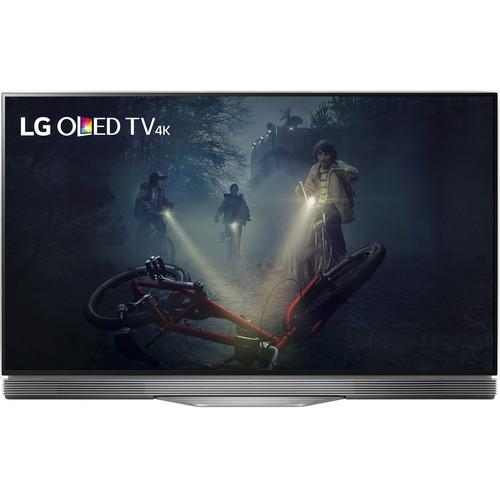 "LG E7P-Series 55""-Class UHD Smart OLED TV"