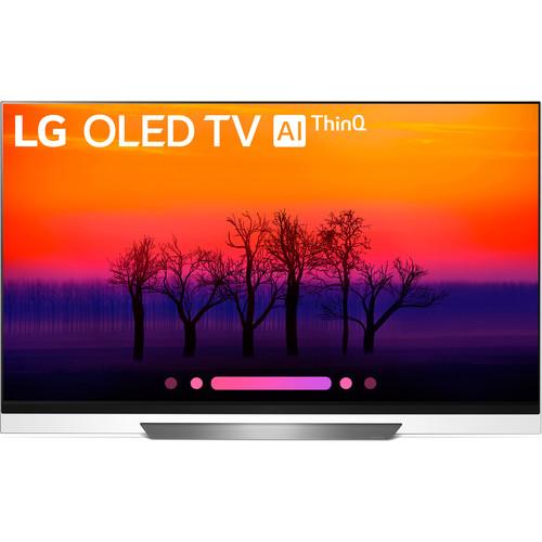"""LG E8PUA-Series 55""""-Class HDR UHD Smart OLED TV"""