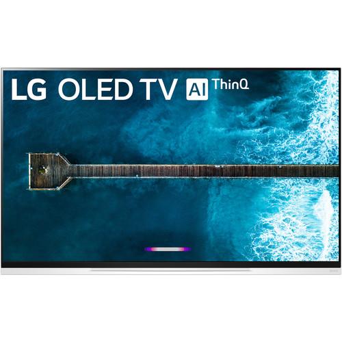"""LG E9PUA 55"""" Class HDR 4K UHD Smart OLED TV"""