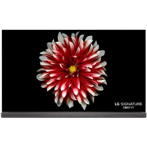 "LG SIGNATURE G7P-Series 65""-Class HDR UHD Smart OLED TV"