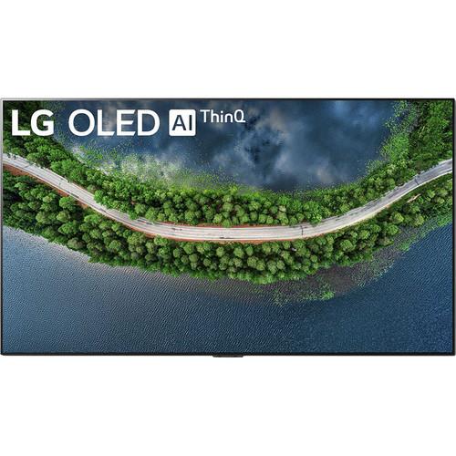 """LG GXPUA 65"""" Class HDR 4K UHD Smart OLED TV"""