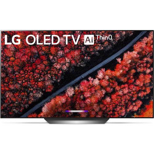 """LG C9PUB 77"""" Class HDR 4K UHD Smart OLED TV"""