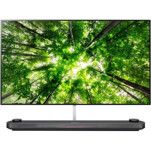 """LG SIGNATURE W8PUA-Series 77""""-Class HDR UHD Smart OLED TV"""