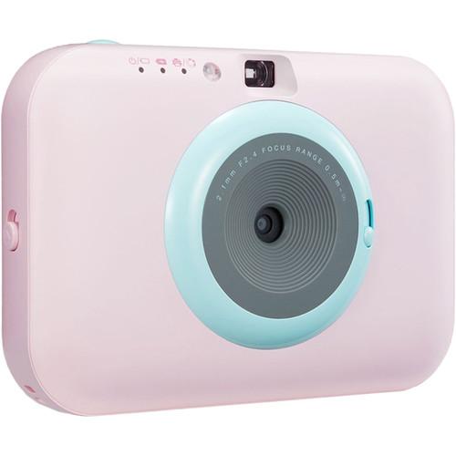 LG Pocket Photo Snap Digital Camera (Pink)