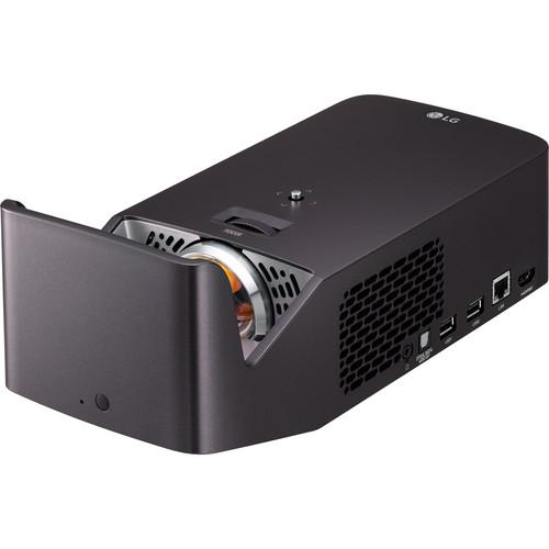 LG PF1000UW Ultra-Short Throw Full HD DLP Home Theater Projector