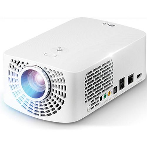 LG Minibeam Pro PF1500 1400 Lumen Full HD Portable Smart LED Projector