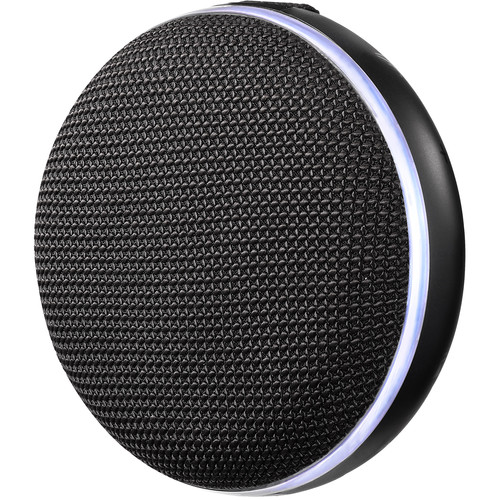 LG 2.5W Portable Bluetooth Battery Operated 360 Degree Sound Portable Candle Speaker