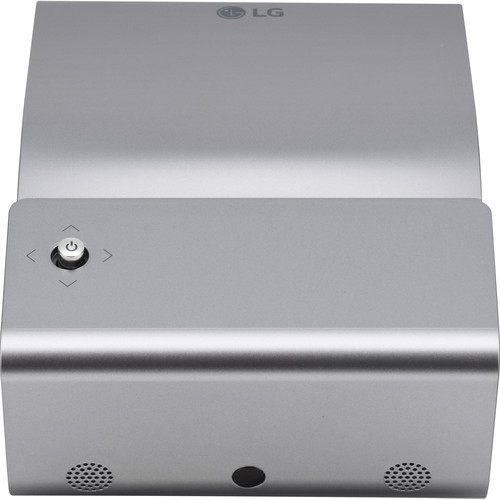 LG PH450UG Ultra-Short Throw LED Wi-Fi Projector with Embedded Battery