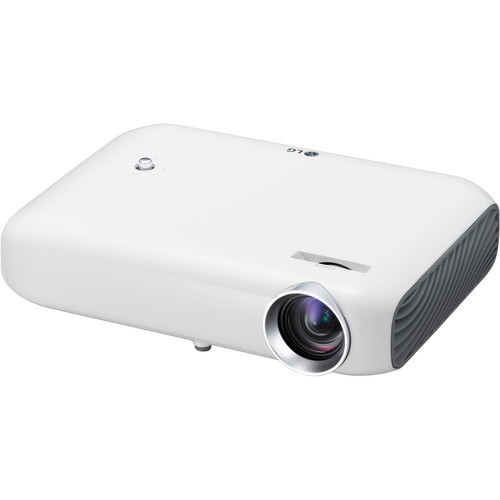 LG PW1000 1000-Lumens DLP Projector
