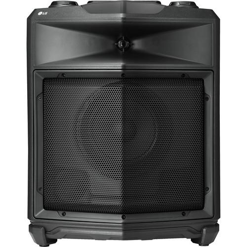 LG RK3 LOUDR Portable 50W Speaker Entertainment System