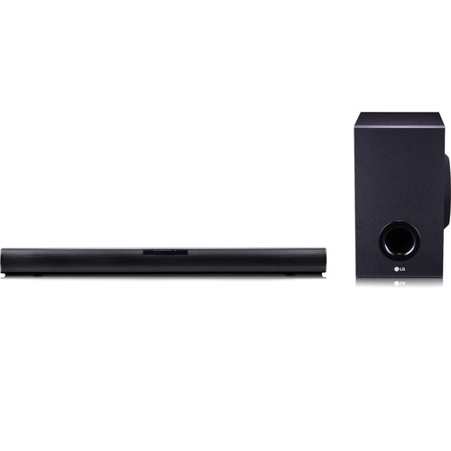 LG SJ2 160W 2.1-Channel Soundbar System