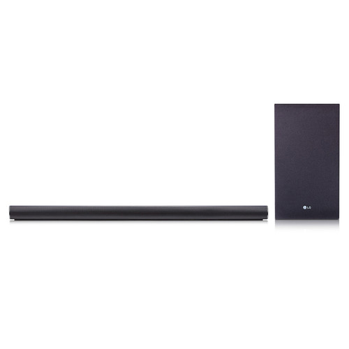 LG SJ6 320W 2.1-Channel Soundbar System