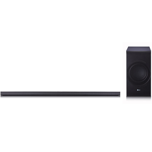 LG SJ8 300W 2.1-Channel Soundbar System