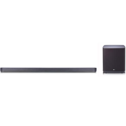 LG SJ9 500W 5.1.2-Channel Dolby Atmos Soundbar System