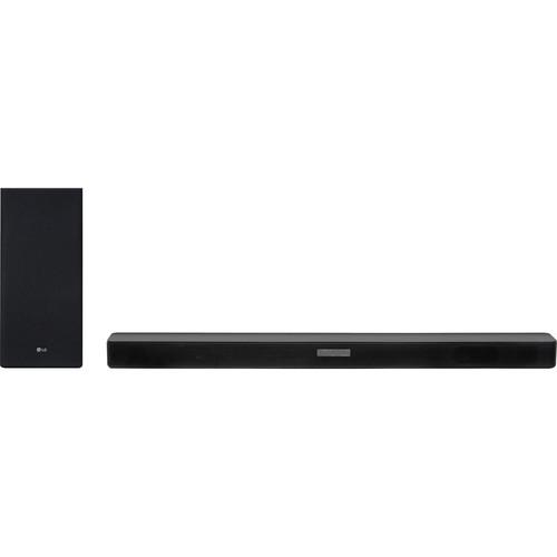 LG SK5Y 360W 2.1-Channel Soundbar System