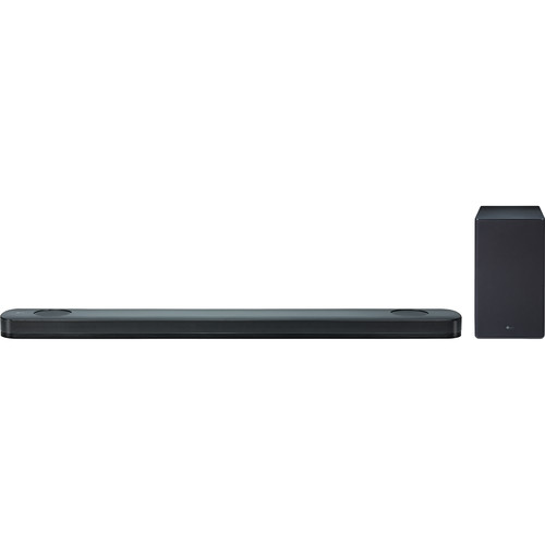 LG 5.1.2-Channel Sound Bar with Dolby Atomos