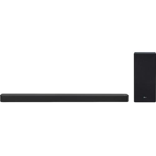 LG SL6Y 420W 3.1-Channel Soundbar System